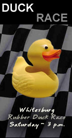 Whitesburg Duck Race
